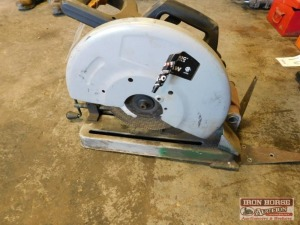 "Chicago 14"" Abrasive Chop Saw"