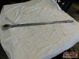 "SNAP-ON 3/4"" Drive Torque Wrench"