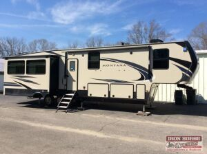 2020 Keystone Montana Highcountry 5th Wheel Camper