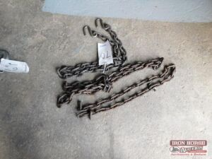 Group of Misc. Chains  - Various Sizes