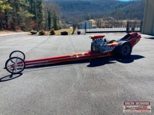 Tom Hanna AA/FD Front Engine Dragster