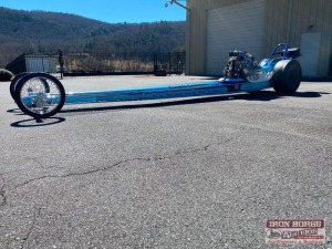 1967 Creitz & Donovan Top Fuel Dragster Restoration