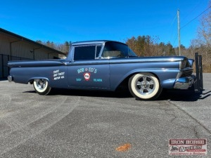 1959 Ford Ranchero Dragster Tribute Push Truck