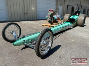 Gordon Tatum / Surfer II Chassis and Motor