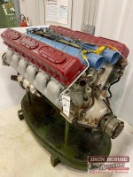 39 Liter V12 Czech Diesel Engine, Soviet Military Tank (New & Unused) - 2