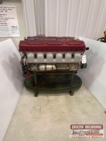 39 Liter V12 Czech Diesel Engine, Soviet Military Tank (New & Unused) - 6