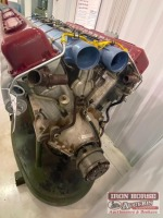 39 Liter V12 Czech Diesel Engine, Soviet Military Tank (New & Unused) - 7