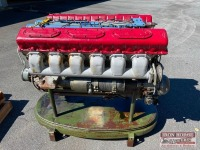 39 Liter V12 Czech Diesel Engine, Soviet Military Tank (New & Unused) - 10