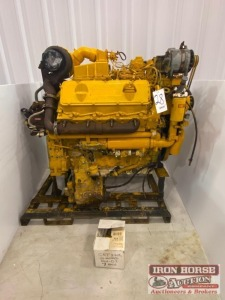 Caterpillar 3408 Diesel Engine