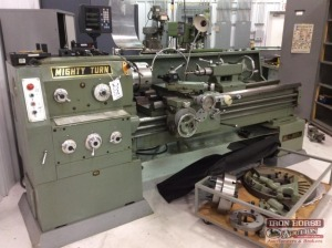 Mighty Turn ML-1860 GL Engine Lathe w/ FAGOR Controls